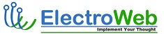 Electroweb solution Logo